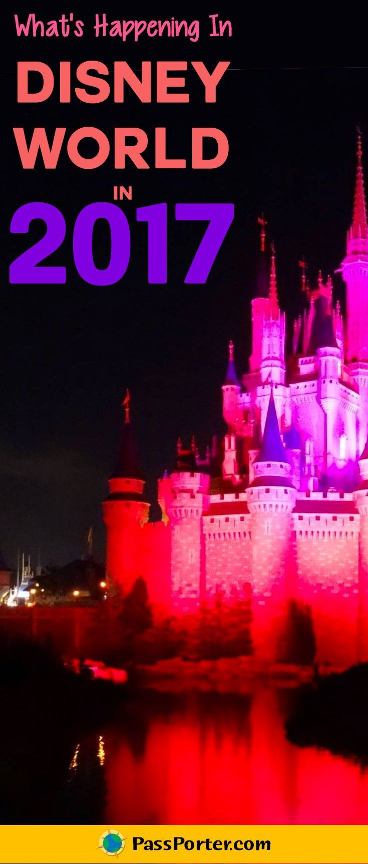 Learn What Passporter S Cheryl Pendry Is Looking Forward To In 2017 Walt Disney World Http Passp Disney World Disney World Planning Disney World Vacation