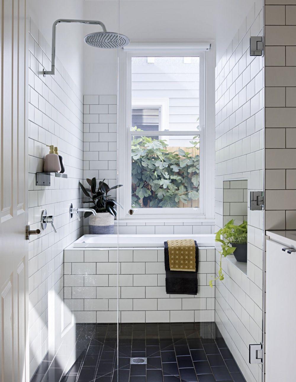 A 'Joyful' House on Geelong's Outskirts | White bathroom ...