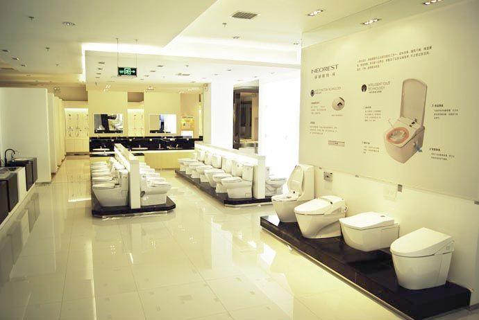 Showroom thiết bị vệ sinh TOTO tại Thanh Nhàn – Hà Nội - Địa chỉ: 17 ...