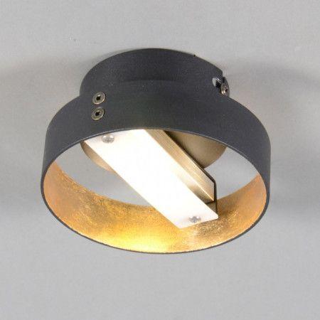Deckenleuchte Double 1 schwarz #Deckenleuchte #Lampe #Innenbeleuchtung #Schwarz