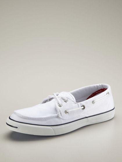 e00bc5e2e660 Converse - Jack Purcell boat shoes