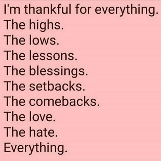 Thankful Quotes Thankful For It All  Inspiration & Quotes  Pinterest  Thankful .