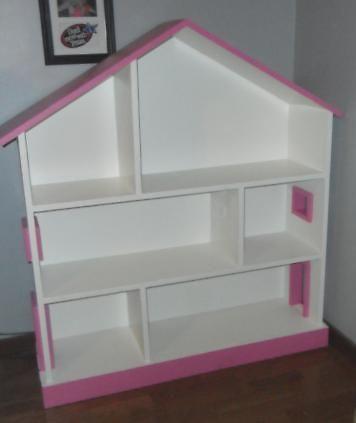 Doll house book shelf