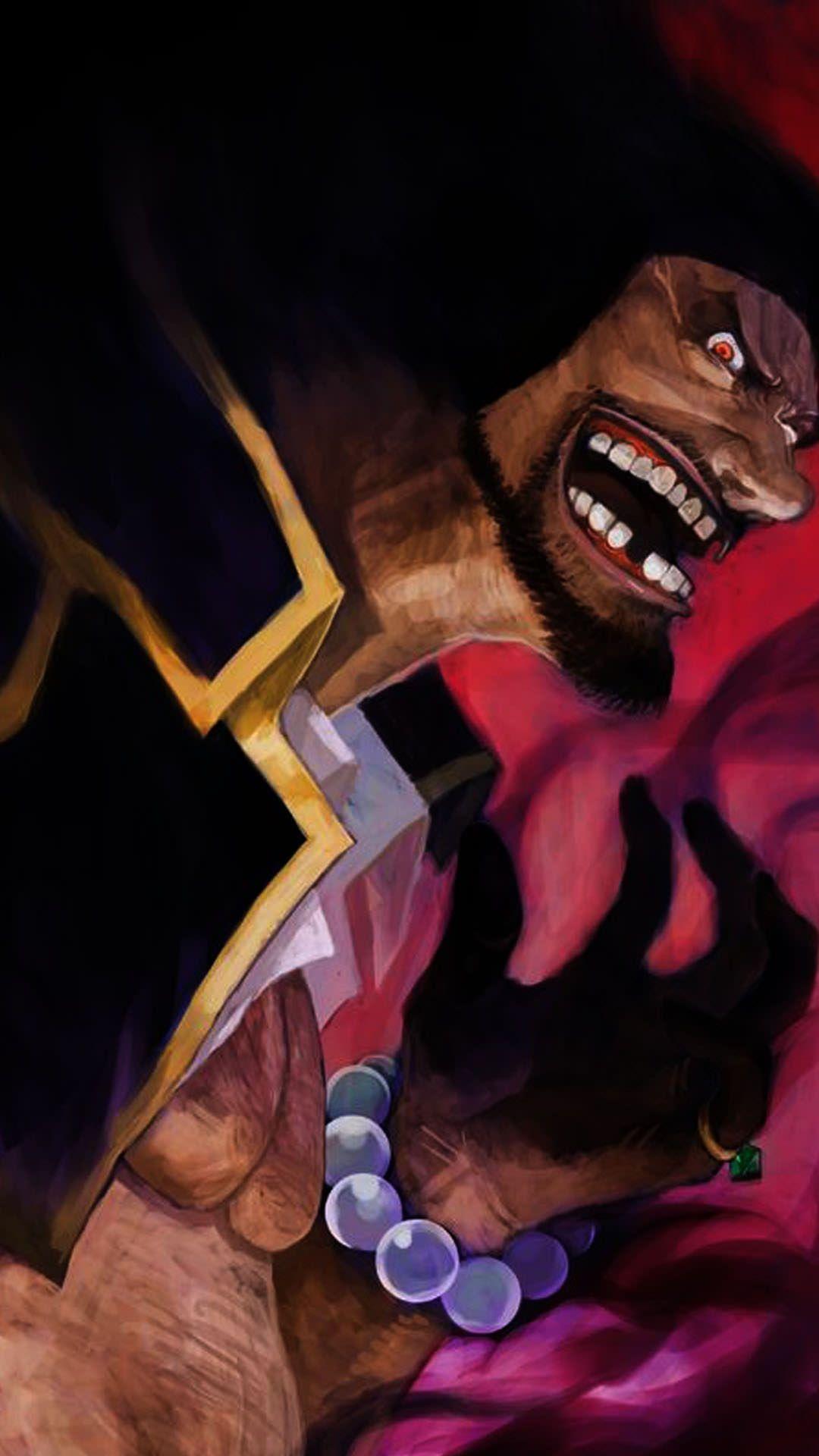 Blackbeard wallpaper 1 | Anime, Blackbeard, One piece