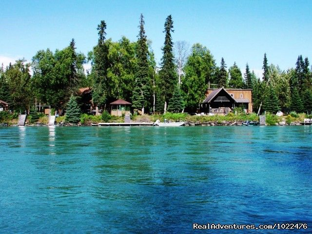 Soldotna Alaska Hotels Resorts Krog S Kamp Offers The Best In Accommodations And World Cl