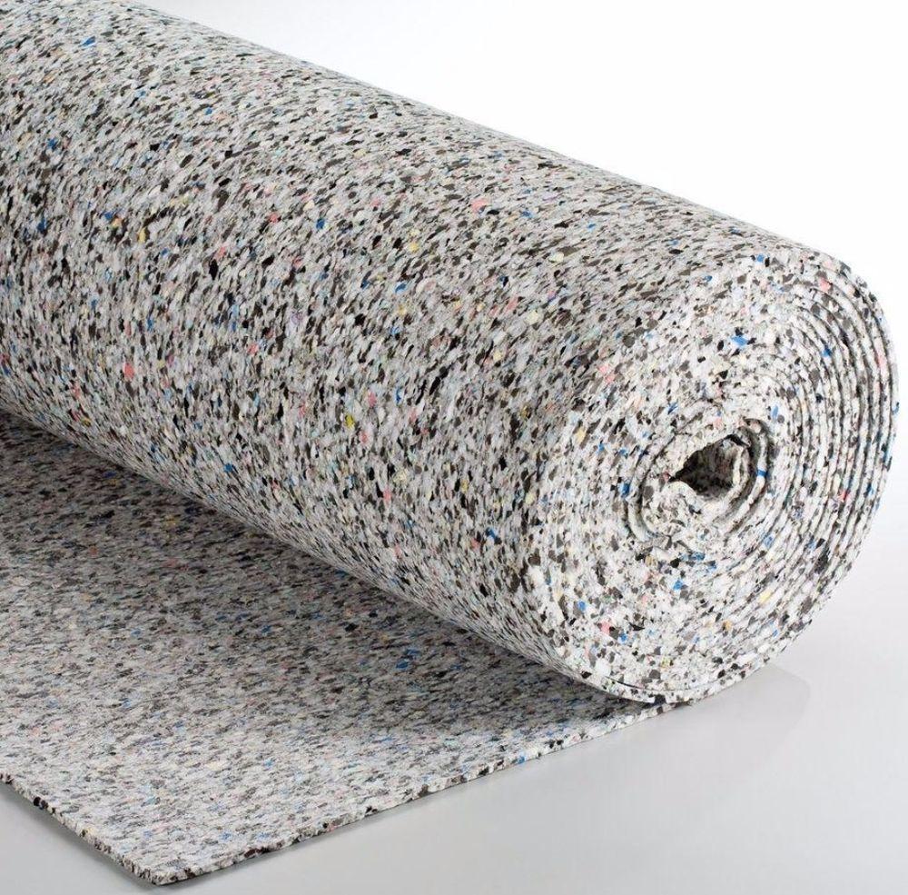 Carpet Cushion Pad For Concrete Vinyl Tile Or Wood Floor Commercial Residential