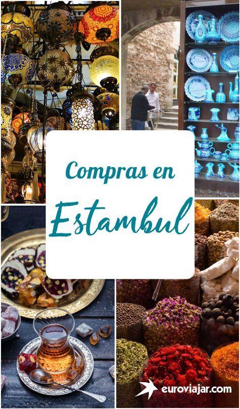 Compras en Estambul, Regalos, Souvenirs, Productos Típicos