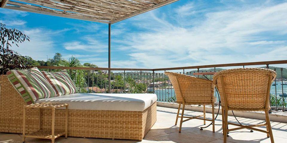 Casas Brancas is a luxury boutique hotel in Búzios with