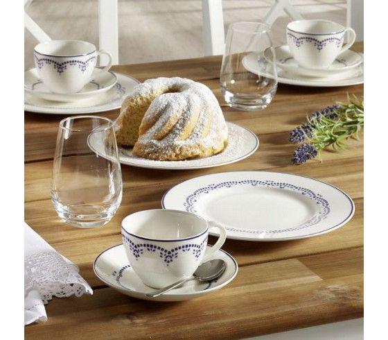 kaffeeservice gallo daily blue 18 tlg tischlein deck dich. Black Bedroom Furniture Sets. Home Design Ideas