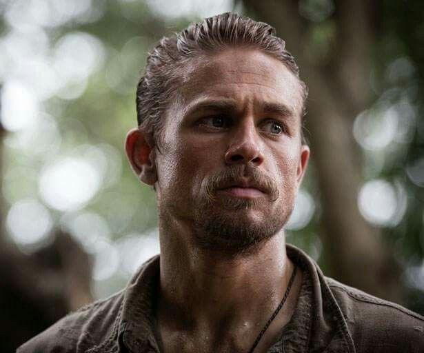 Charlie Hunnam // The Lost City Of Z