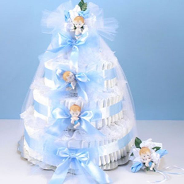 175d9aece242 Diaper Cake Delight - Boy