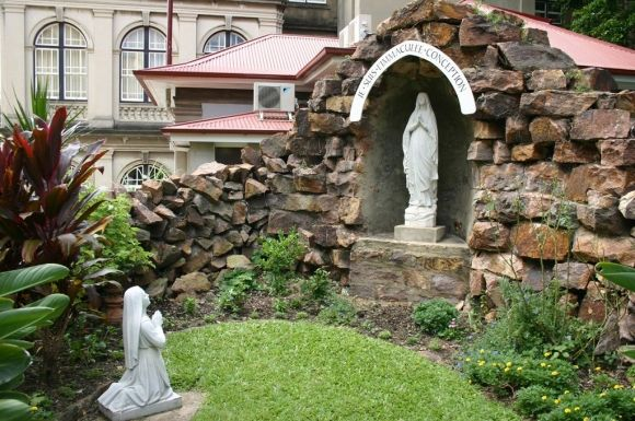 blessed mary grotto Google Search Blessed Mary Grotto