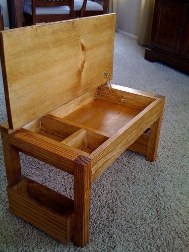 Scrap Lap Desk Scrap Wood Projects Lap Desk Diy Wood Diy