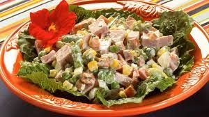 Resultado de imagen para ensaladas de vegetales