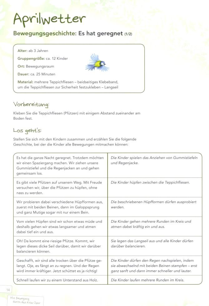 Blick ins Buch   kita   Pinterest   Kindergarten and Filofax