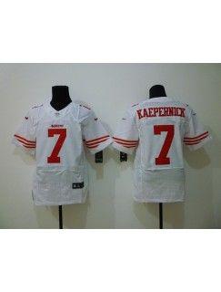 693ddbbd203 Do you believe have  18.99 NFL Jerseys  Nike San Francisco 49ers  7 Colin  Kaepernick Elite White Men s NFL Stitched Jersey.only  18.99.