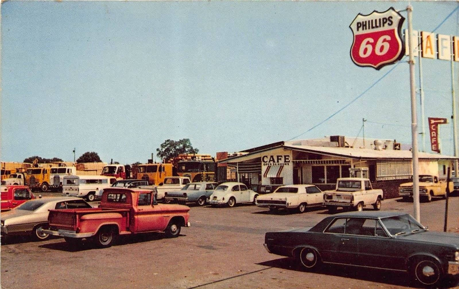 Pin On Gas Stations And Truck Stops Of Days Gone By