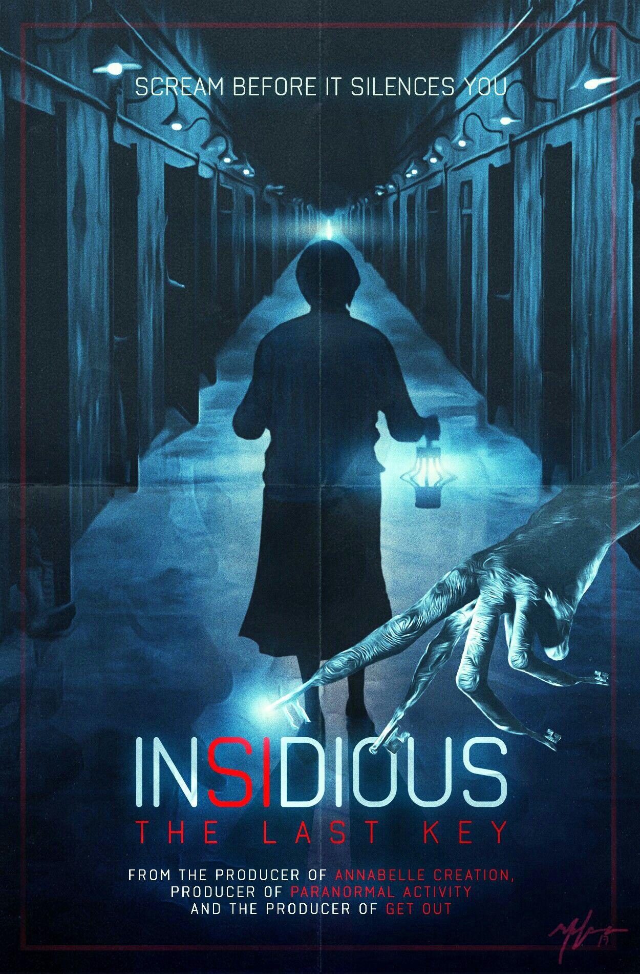 Insidious Design 5 Insidious Movie Insidious Horror Movie Posters