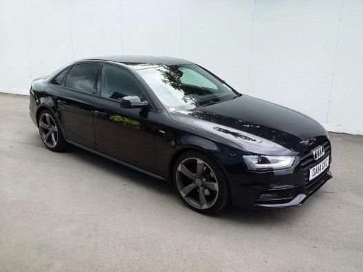 2014 Audi A4 2.0 Tdi 150 Black Edition 4Dr - 10840 miles. Buy Now for 21000 or Finance from 395/mon
