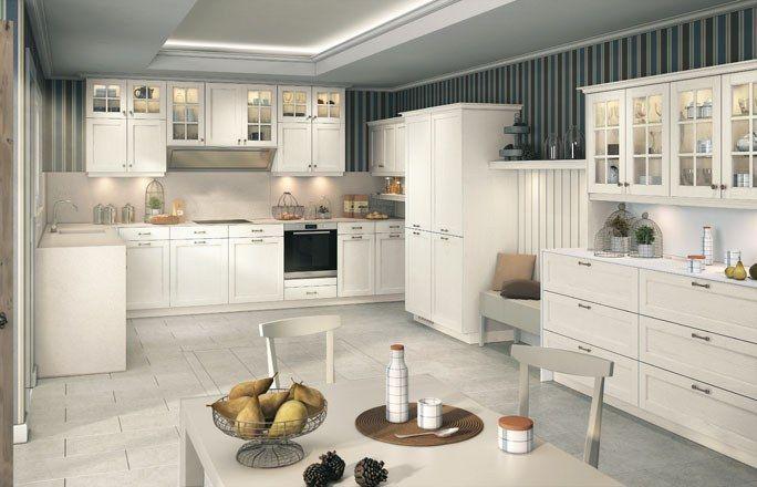 Tendance cuisine : la cuisine Modelia de Mobalpa – Tendance cuisine : quoi de neuf en cuisine ?
