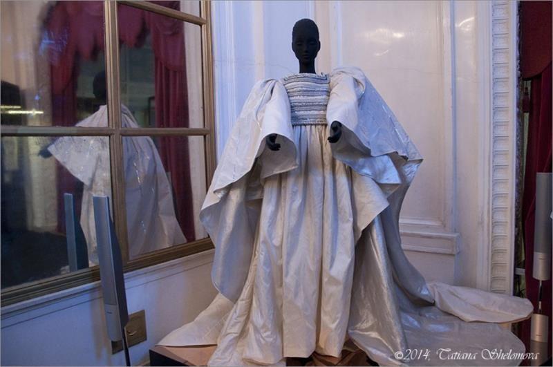 Платье весталки