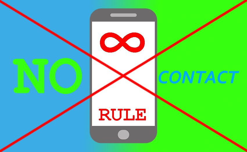 Indefinite No Contact Rule - Does it Work | no contact | No contact