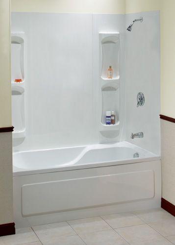 Mur De Bain Utah Code Bmr 034 6106 Papillon Tub Bathroom Et