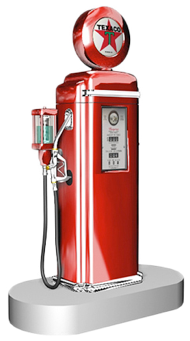 Texaco Gas Pump Vintage Gas Pumps Gas Pumps Old Gas Pumps