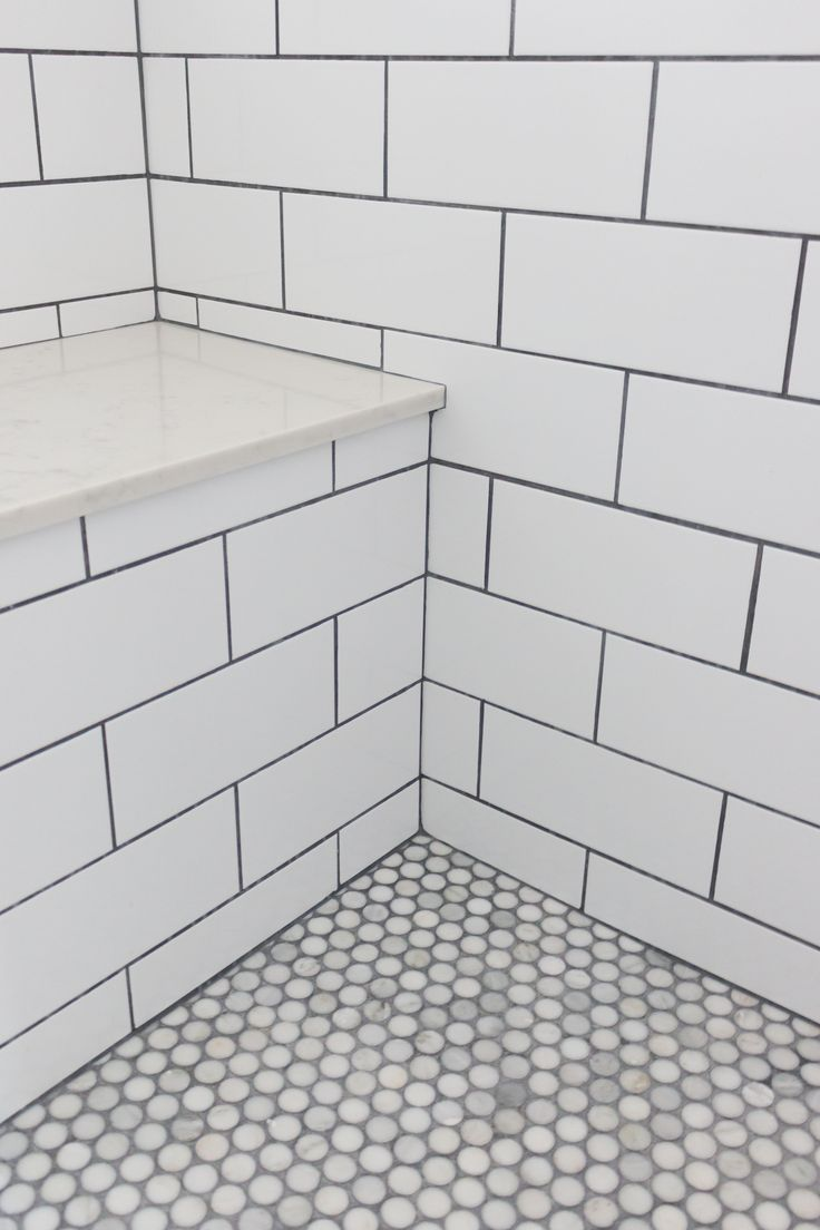 Image result for penny tile shower floor | My Style | Pinterest ...