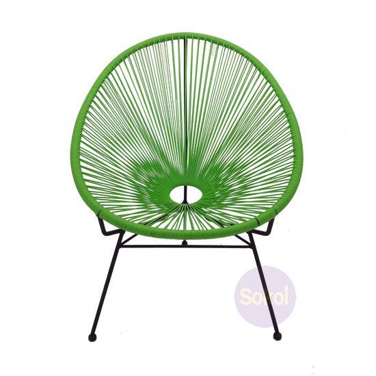 Replica Acapulco Lounge Chair | Sokol Designer Furniture