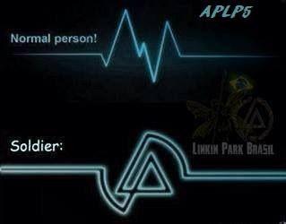 Linkin Park soldier