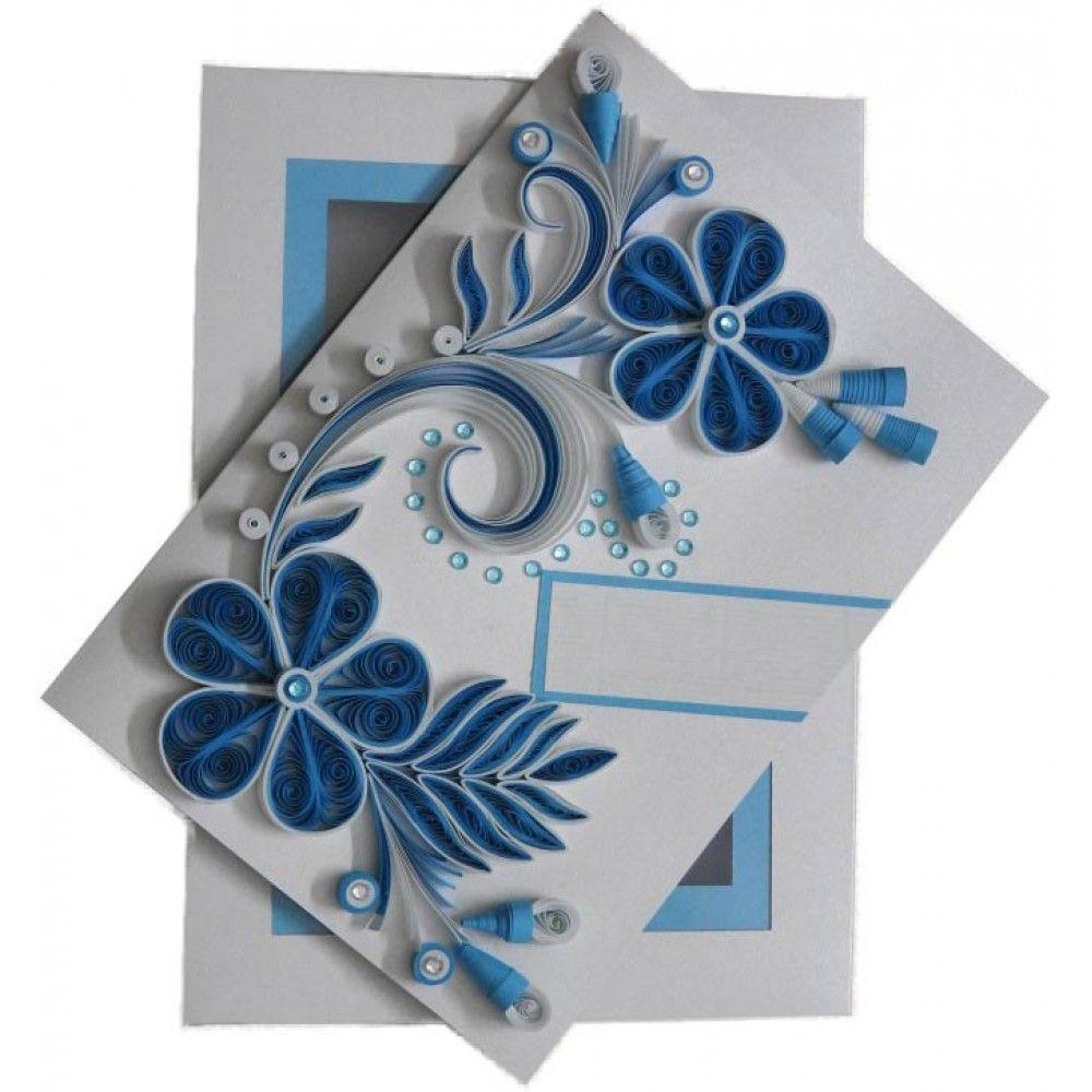 Invitation Folder Invitation Folder Quilling Quilling