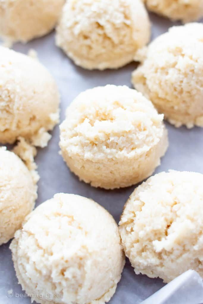 4 Ingredient No Bake Coconut Macaroons (V, GF): a one bowl recipe for perfectly sweet no bake macaroons bursting with coconut flavor. Ingredient No Bake Coconut Macaroons (V, GF): a one bowl recipe for perfectly sweet no bake macaroons bursting with coconut flavor. | Recipe on