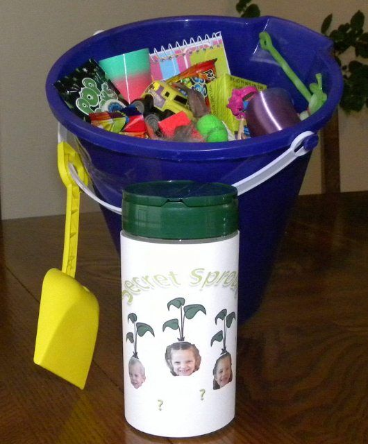 """""""Secret Sprout""""-Fun way to get your kids to behave. Are your kids good only when they want something or are going to get something in return? Try this idea out to guide them out of that mindset."""
