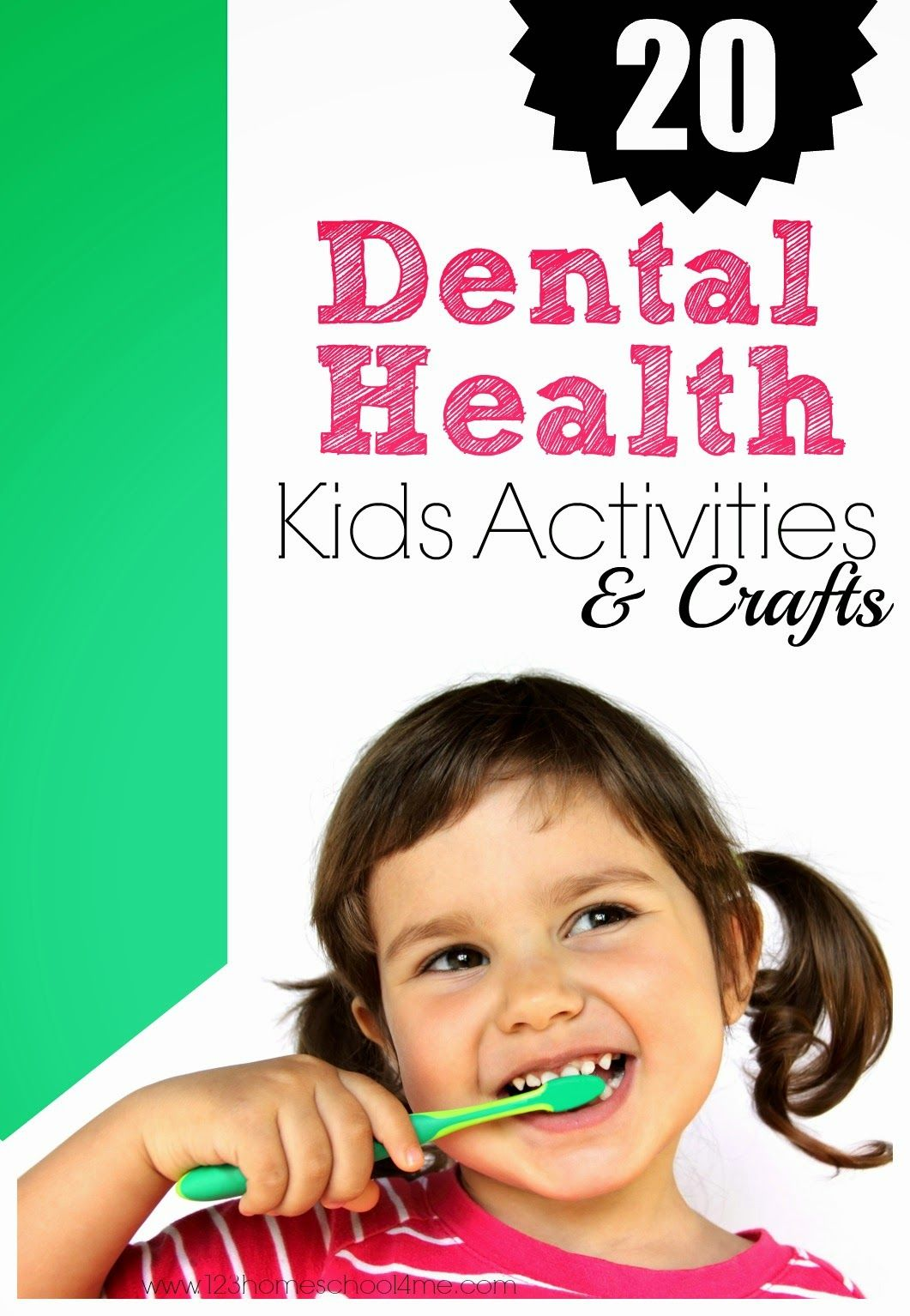 20 Dental Health Month Crafts And Activities