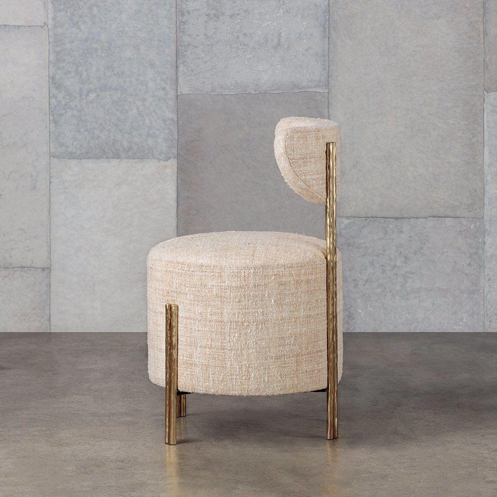 Melange Vanity Stool High End Luxury Design Furniture And Decor Furniture Vanity Stool Dressing Table With Stool
