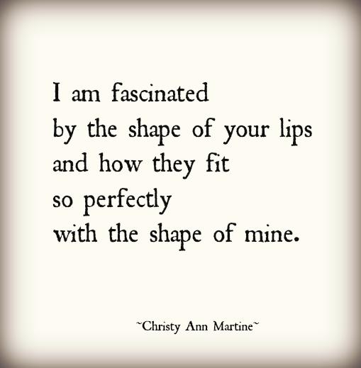 Christy Ann Martine For Twilight Fans Kissing Quotes Cute Kissing Quotes Kissing Quotes For Him