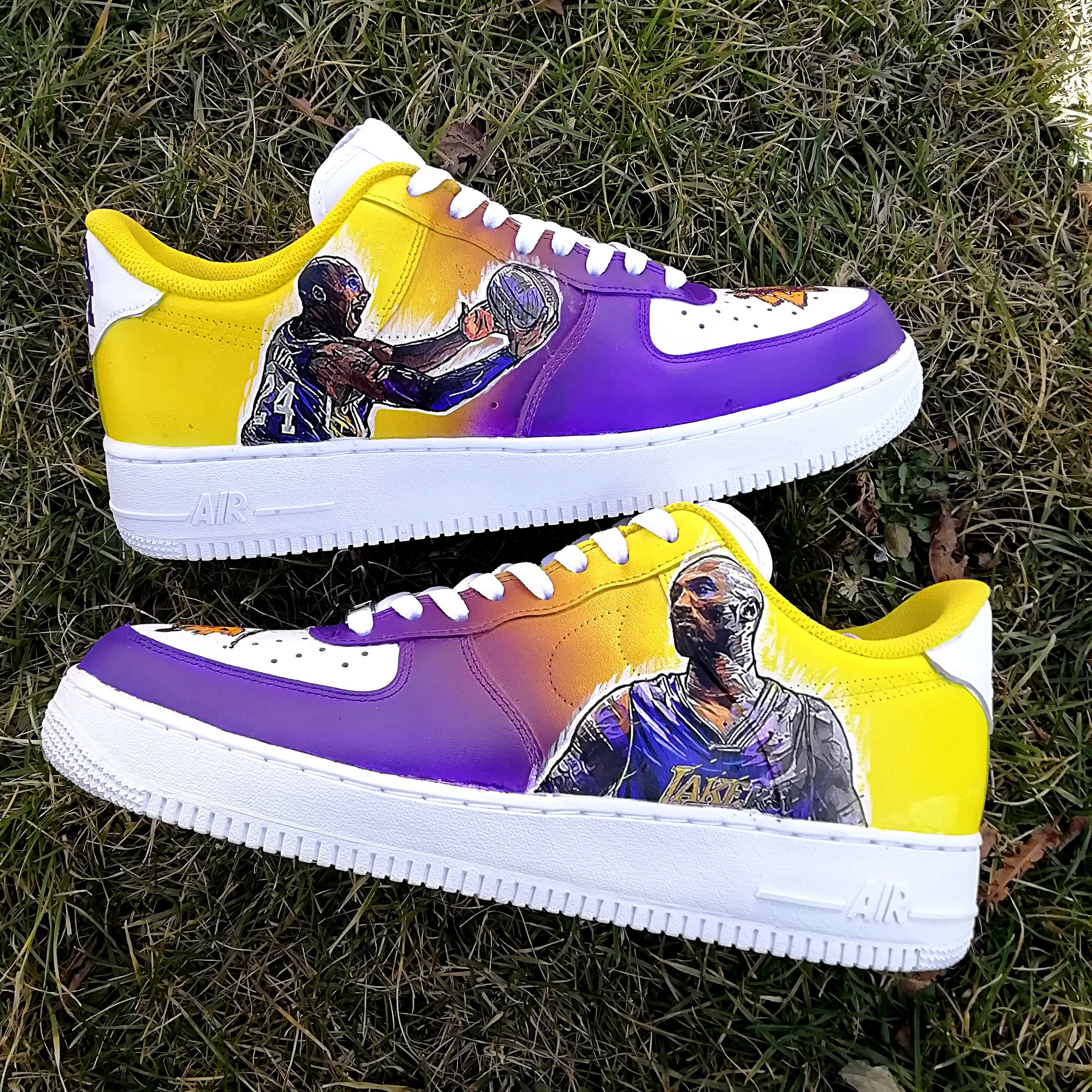 air force 1 kobe
