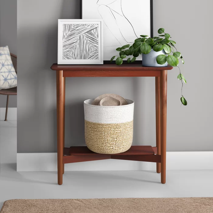 Photo of Ali Wood Console Table