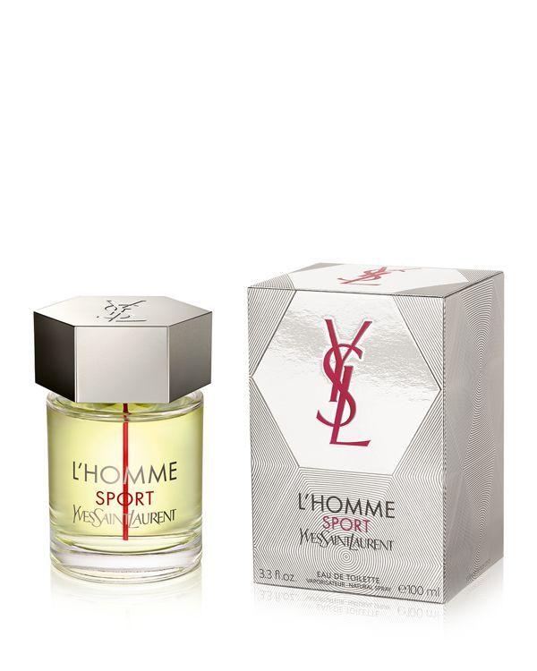 Yves Saint Laurent L'Homme Sport Eau de Toilette 3.3 oz.