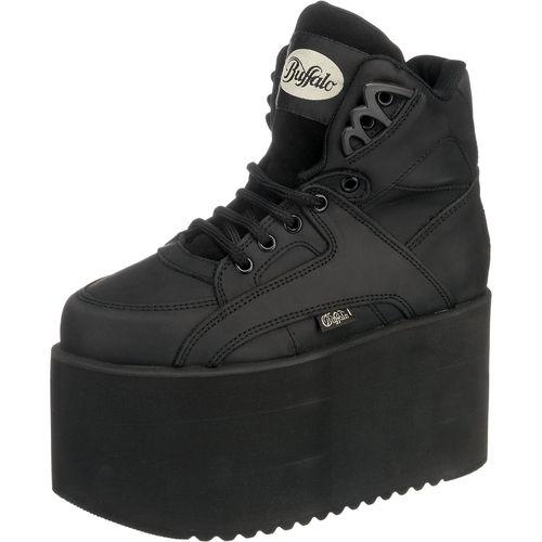 online store 027d6 c153b BUFFALO #Damen #Sneakers #schwarz Die BUFFALO Sneakers aus ...