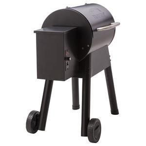 Bronson 20 Pellet Grill in Black   Grilling, Wood pellet ...