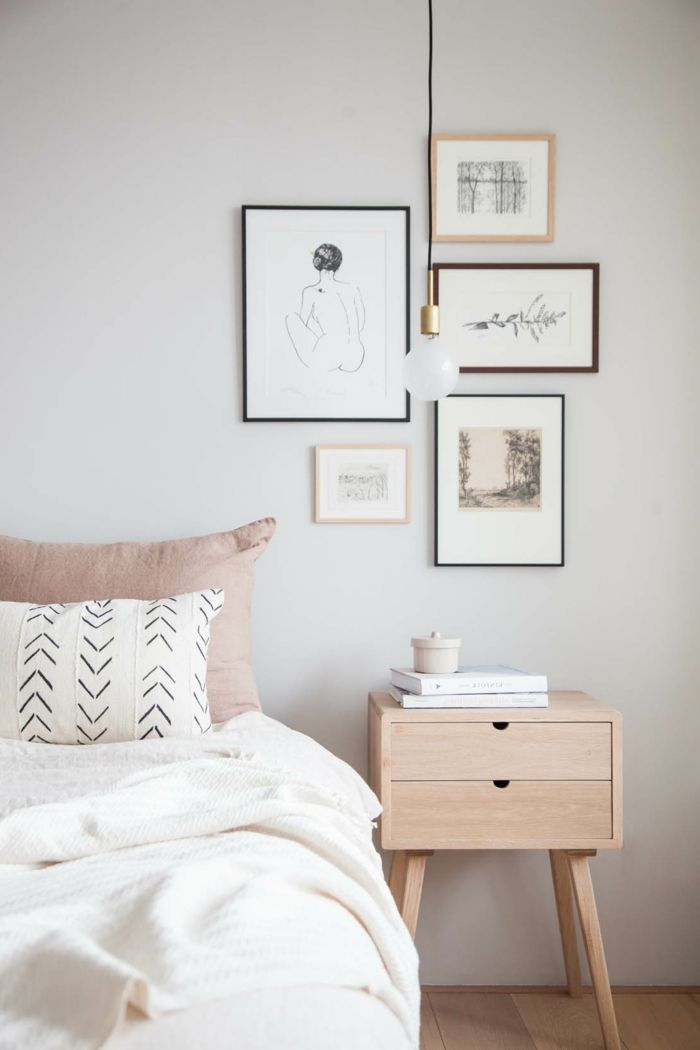 1001 ideas sobre colores para habitaciones en tendencia for Dormitorios minimalistas pequenos