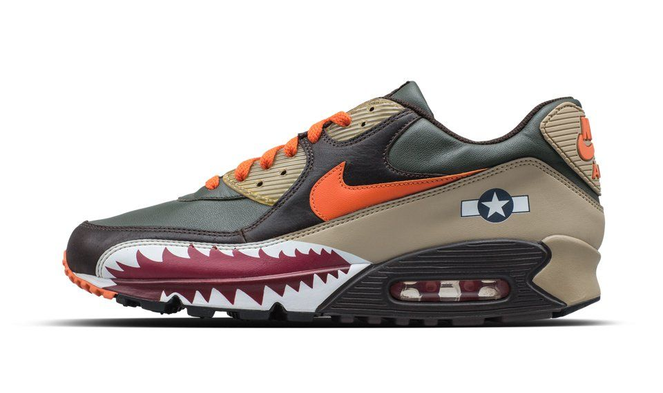 3f2c3a7782 100 MOST INFLUENTIAL AIR MAX OF ALL TIME (PART 2) - Sneaker Freaker - AIR  MAX 90 'WARHAWK'