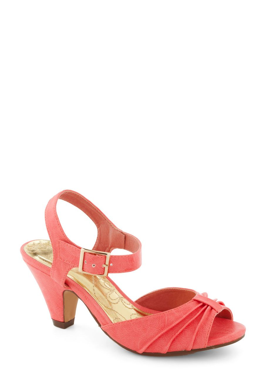 c1204aea498f Source of Smiles Heel - Pink