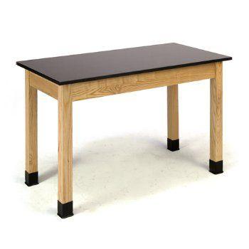 Slt Series Science Lab Tables Phenolic Resin Surface Buero