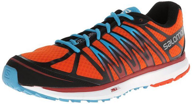 Salomon Xa Enduro Homme Chaussures Trail Bleu Multicouleur