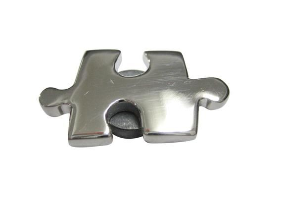 Jigsaw Puzzle Piece Magnet Puzzle Pieces Rare Earth Magnets Jigsaw Puzzles