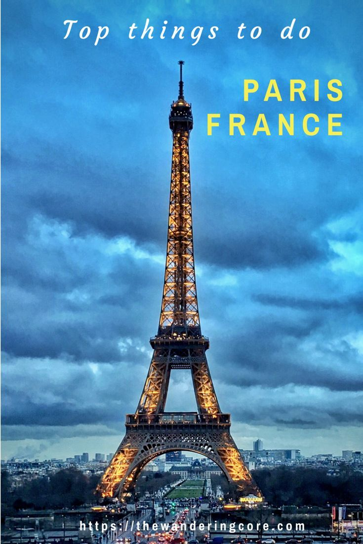 places to visit in paris in 3 days beyond eiffel tower france