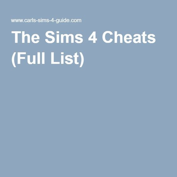 money cheat for sims 4 ps4
